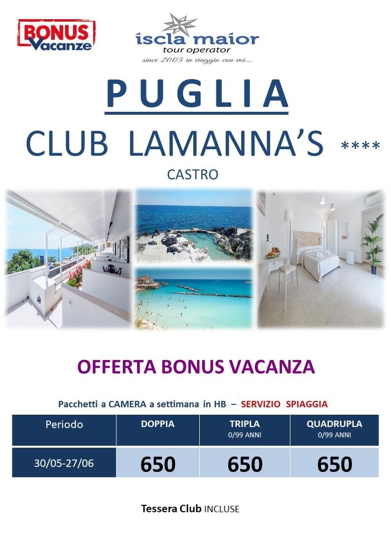 CLUB LAMANNA'S